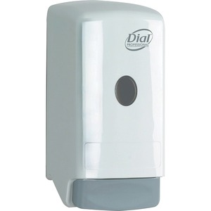 Dial 800ml Liquid Soap Push Dispenser