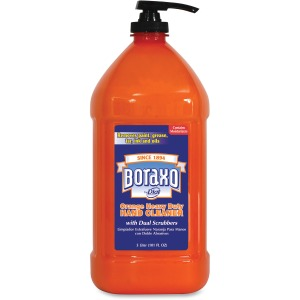 Dial Boraxo Orange Heavy Duty Hand Cleaner