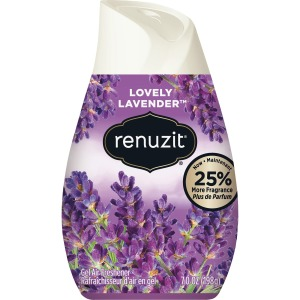 Renuzit Lovely Lavender Gel Air Freshener