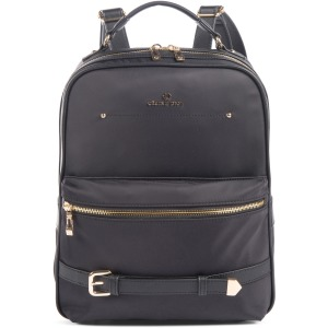 bugatti Carrying Case (Backpack) Travel Essential - Black, Gold