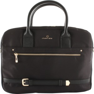 bugatti Carrying Case (Briefcase) Travel Essential - Black, Gold