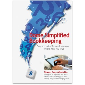 Dome Simplified Bookkeeping Software
