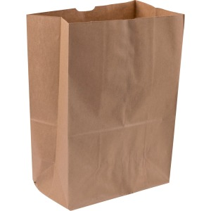 Duro Tall Paper Grocery Bags