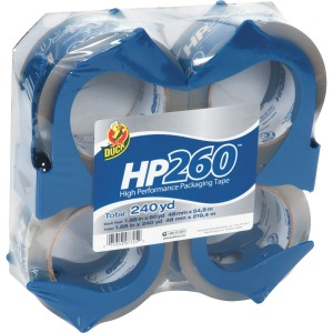 Duck Brand Brand HP260 Packing Tape with Reusable Dispenser
