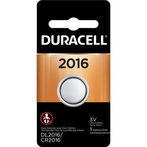 Duracell Duralock 2016 Lithium Battery