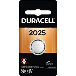Duracell 2025 Lithium Security Batteries