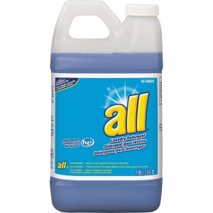 all Diversey All Concentrated Laundry Detergent