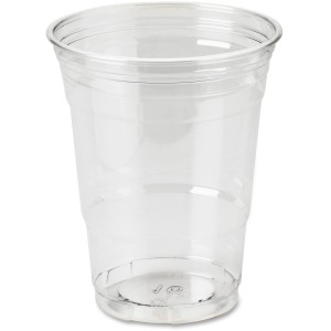 Dixie Crystal Clear Plastic Cups