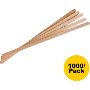 "Eco-Products 7"" Wooden Stir Sticks"