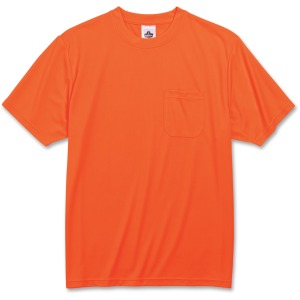 GloWear Non-certified Orange T-Shirt