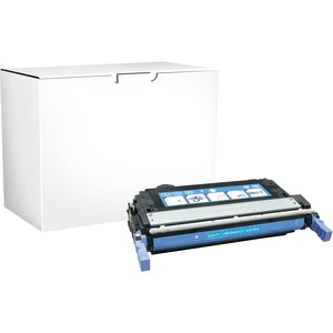 Elite Image Toner Cartridge - Alternative for HP 644A - Cyan