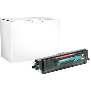 Elite Image MICR Toner Cartridge - Alternative for Lexmark - Black