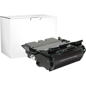 Elite Image Toner Cartridge - Alternative for Lexmark, Dell, IBM, Unisys - Black