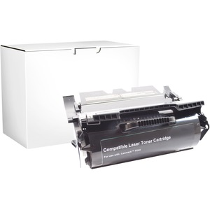 Elite Image Toner Cartridge - Alternative for Lexmark - Black