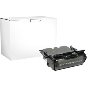 Elite Image Toner Cartridge - Alternative for Lexmark, Dell, IBM - Black