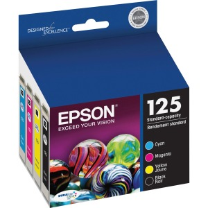Epson DURABrite 125 Original Ink Cartridge