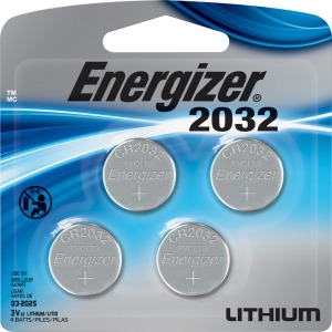 Energizer 2032 Watch/Electronic Batteries