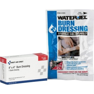 First Aid Only Water Jel Burn Dressing