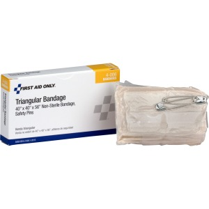 "First Aid Only 40"" Triangular Bandage"