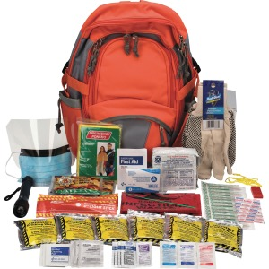 First Aid Only Emergency Preparedness Backpack