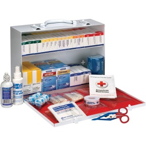 First Aid Only Class B Plus 446-Piece First Aid Station
