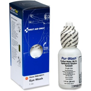 First Aid Only Pur-Wash Eyewash