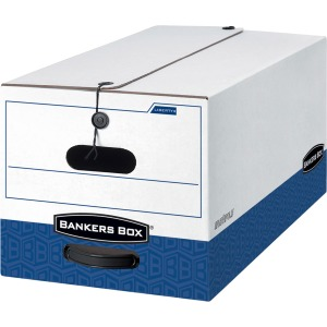 Bankers Box Liberty Heavy-Duty Storage Boxes - FastFold