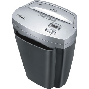 Fellowes Powershred® W11C Cross-Cut Paper Shredder