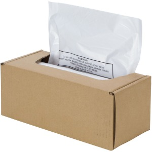 Fellowes Waste Bags for AutoMax® 500CL, 500C, 300CL and 300C Shredders