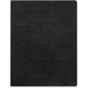 Fellowes Executive™ Binding Cover Letter, Black, 200 pack