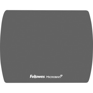 Fellowes Microban® Ultra Thin Mouse Pad - Graphite