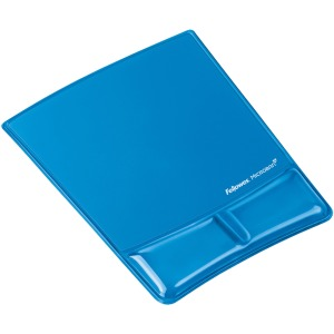 Fellowes Mouse Pad / Wrist Support with Microban® Protection