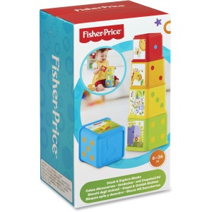 Fisher-Price Stack/Explore Blocks