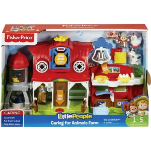 Little People Animals Farm Toy Set