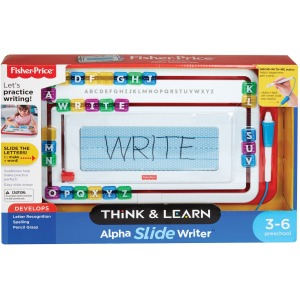 Think & Learn Alpha SlideWriter