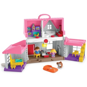 Little People - Big Helpers Home - Pink