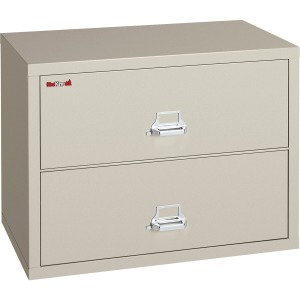 FireKing Insulated 2-Drawer Lateral Records File
