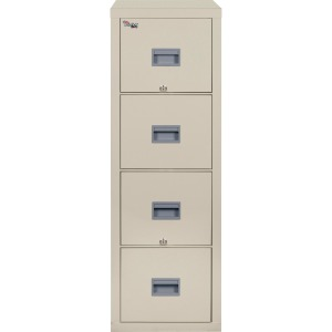 FireKing Patriot Series 4-Drawer Vertical Fire Files