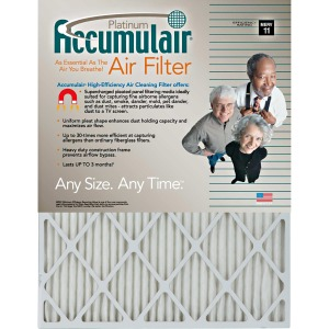 Accumulair Platinum Air Filter