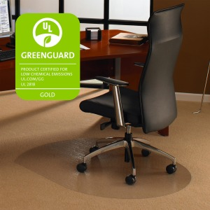 Cleartex Lowith Med Pile Contoured Chairmat