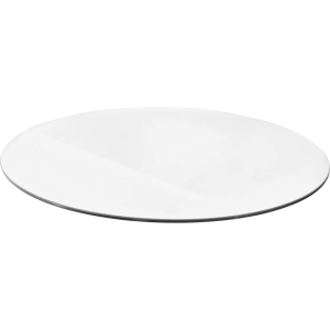 Cleartex Round Glaciermat Glass Chairmat