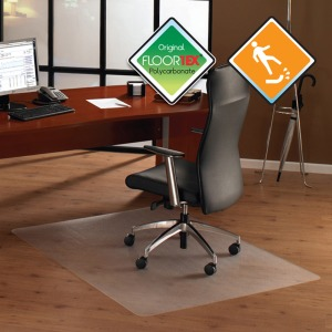 Cleartex UnoMat Anti-Slip Rectangular Chairmat