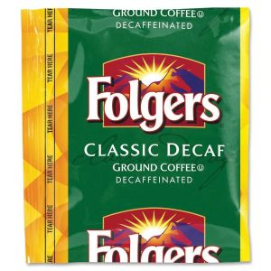 Folgers Decaffeinated Classic Roast Coffee