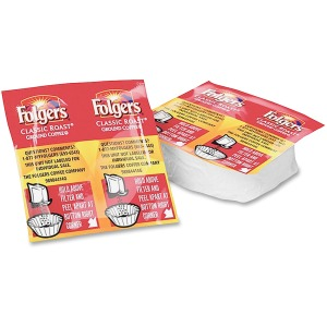 Folgers Regular Ground Coffee Packs