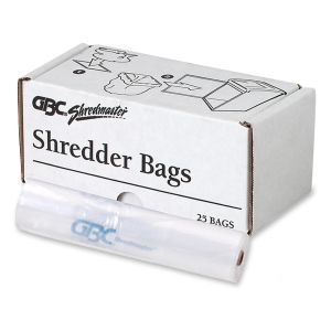 GBC 13-19 Gallon Shredder Bags