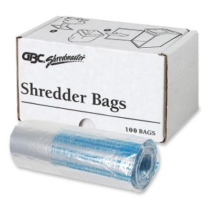 GBC 6-8 Gallon Shredder Bags