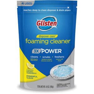 Glisten Disposer Care Foaming Cleaner