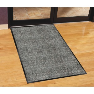 Genuine Joe Silver Series Indoor Walk-Off Mats