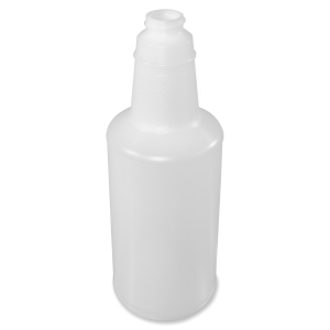 Genuine Joe 32 oz. Plastic Bottle with Graduations