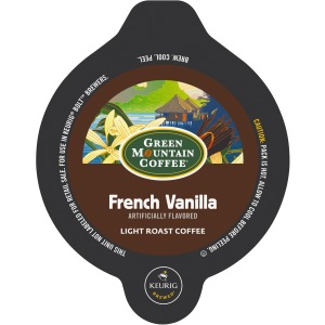 Keurig Bolt Coffee Pack, French Vanilla